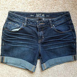 Apt 9 Jean Shorts